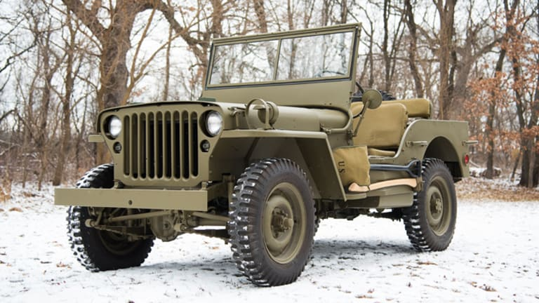 All in the Family: 1942 Willys MB
