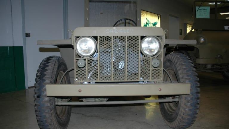 Mini Jeeps and Crawlers: Crosley's Compact WWII Machines