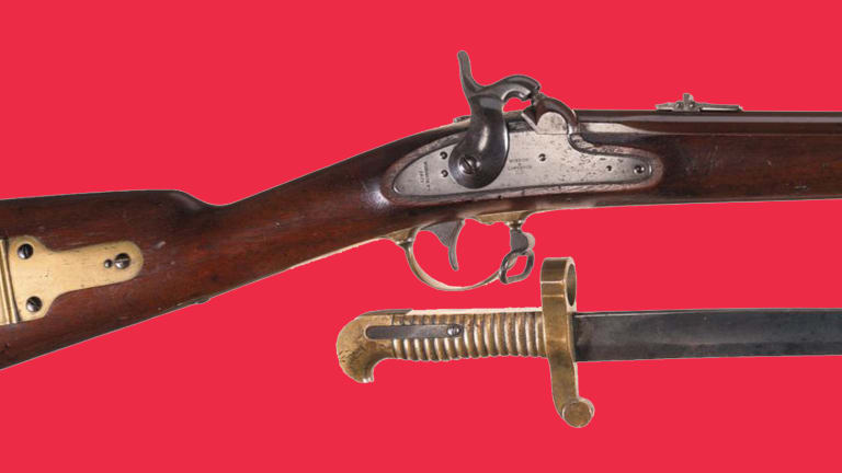 """The Model 1841 """"Mississippi"""" Rifle in the Civil War: What Variation?"""