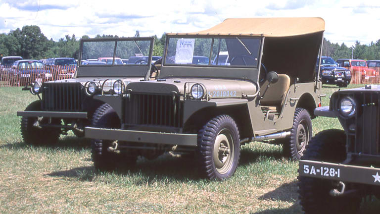 Bantam and Willys Recon Cars: The Early Jeeps