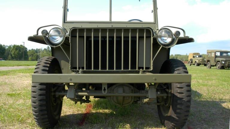 Military Vehicles Spotlight: Bantam BRC-40