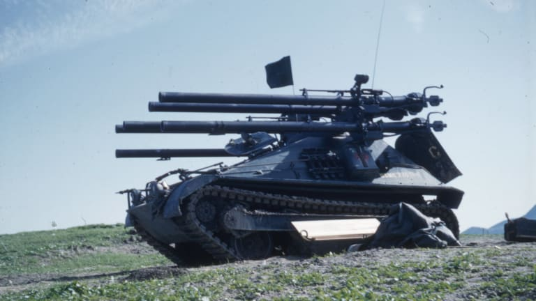 "Military Vehicles Spotlight: M50 ""Ontos"" Gun Motor Carriage"