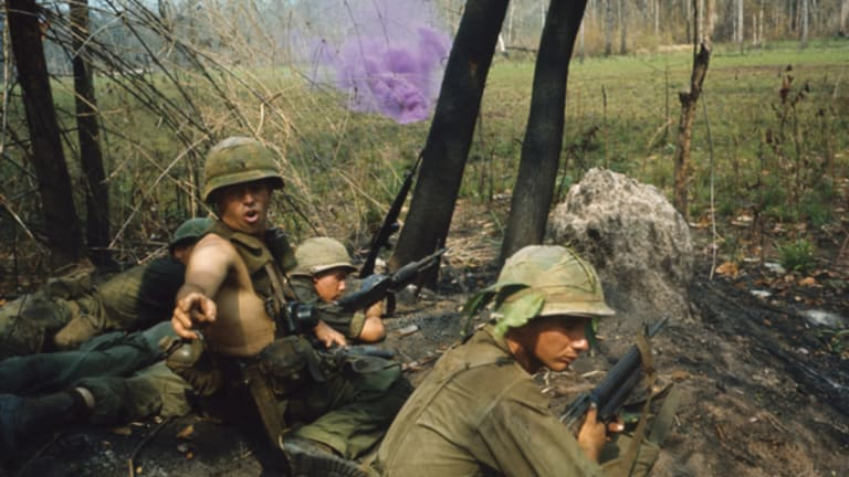 American Fragmentation Grenades of the Vietnam War