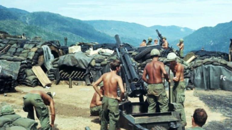 """Trade Ya a New Grenade..."" A tale of a Vietnam Swap"