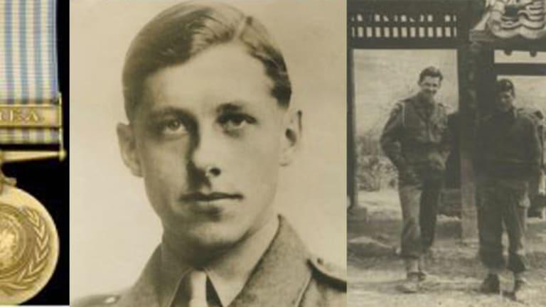 Korean War George Cross realizes a record £280,000 at Dix Noonan Webb sale