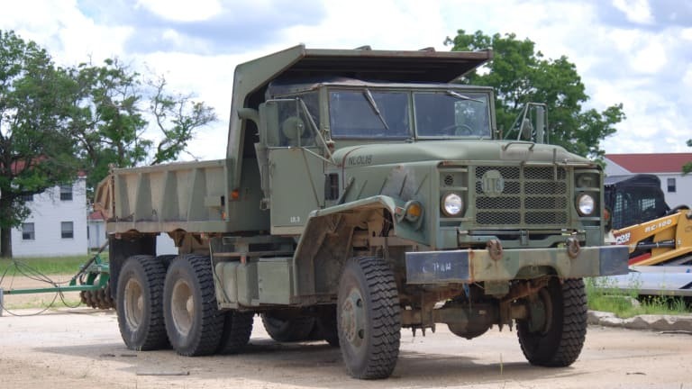 Kansas Bill to license newer military vehicles one step closer to passing