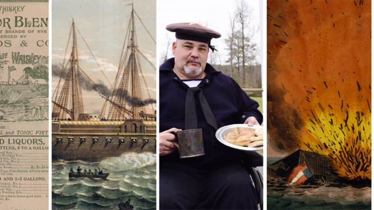 The Mariners' Museum and Park commemorate 159th anniversary of the Battle of Hampton Roads with FREE virtual programs
