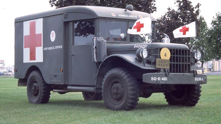 Military Vehicle Buyer's Guide: M43 Dodge 3/4-ton Ambulance