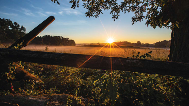 Gettysburg acreage and McKnight house saved by American Battlefield Trust