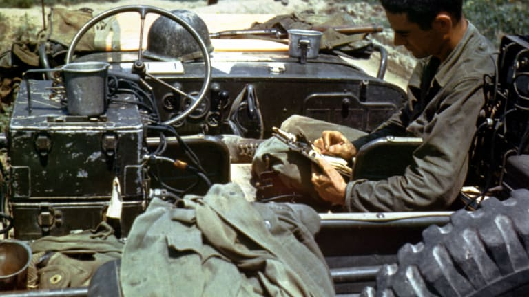 Which radio is correct for your historic military vehicle?