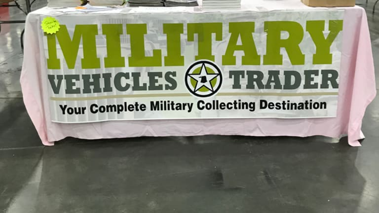 Where and How We Buy and Sell Military Relics has Changed