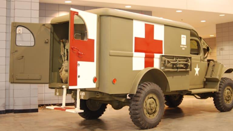 Military Vehicle Spotlight: WWII WC-54 Dodge Ambulance
