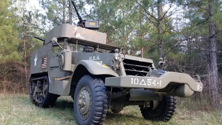 Military Vehicles Magazine announces 2021 inductees into the Military Vehicle Hall of Fame