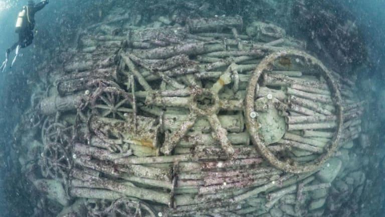 Breathing life back into UK marine history