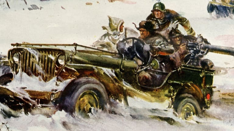Military Vehicles Magazine Celebrates 2022, the Year of Willys-Based Military Vehicles