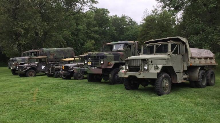 Military Vehicle Club Profile: The Military Transport Association (MTA)