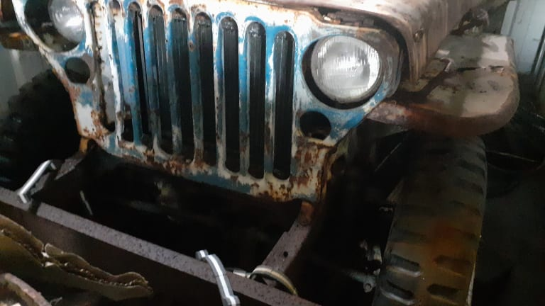 A WWII Jeep for FREE!