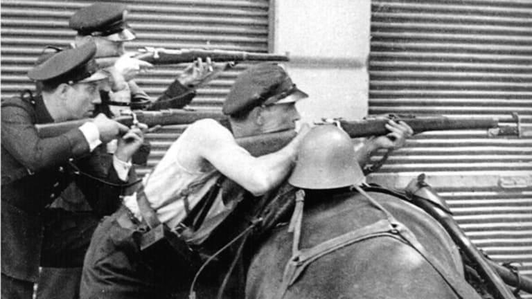 COLLECTING SPANISH CIVIL WAR BELT PLATES