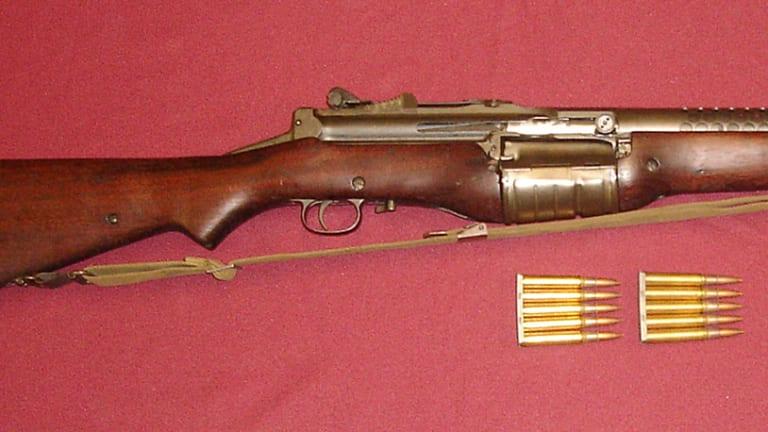 The Johnson M-1941 Semiautomatic Rifle