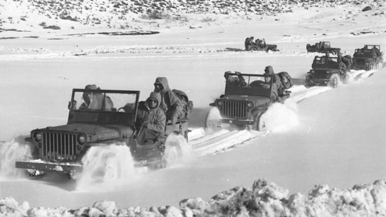 """GI Jeep Tale: During WWII, not always the """"almighty Jeep"""""""