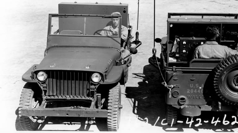 20 Slat Grille Willys MB Jeeps You Will Want to See