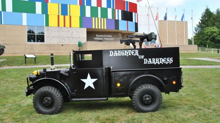 """Recreating a Vietnam Dodge M37 """"Gun Truck"""""""