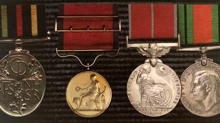 Book Review: British Military Medals by Peter Duckers