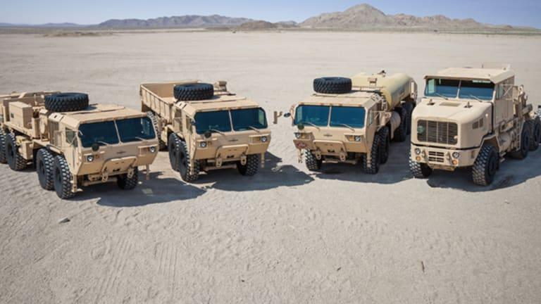 US Military Adds Heavy Trucks Under FHTV-III