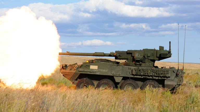 """""""Stryke out!"""" US Army ditches the Stryker Mobile Gun System"""