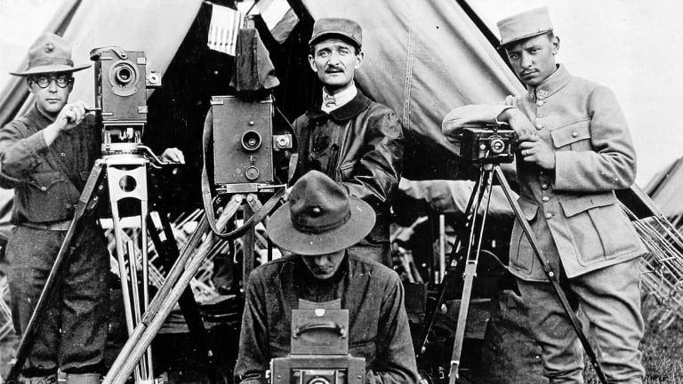 10 Favorite Historic Military Portrait Photographs