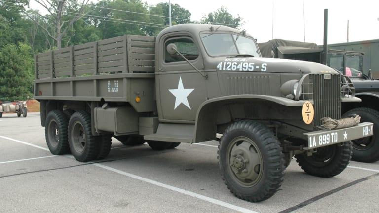 Military Vehicle Spotlight: 1943 GMC CCKW