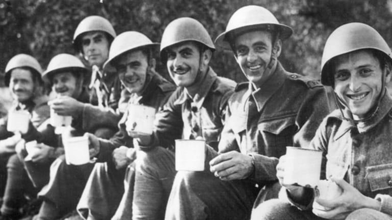 British Infantry Helmets of WWII