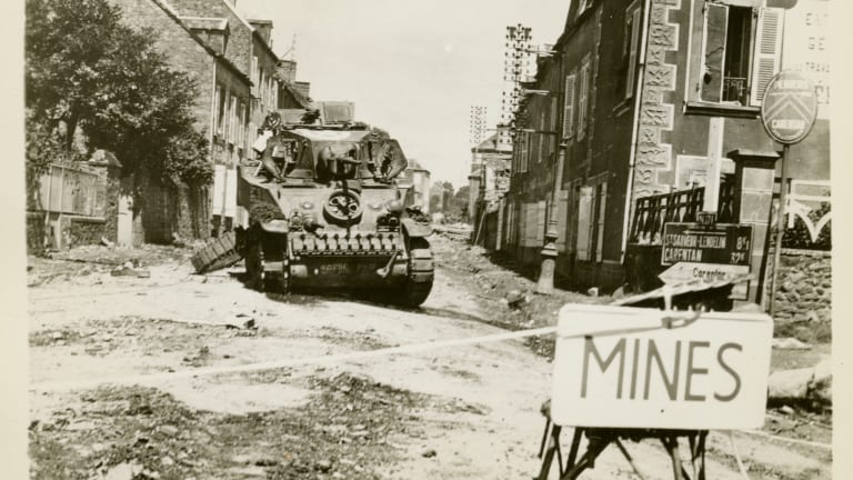 Vorsicht! Landminen! (Be Careful! Land Mines!)