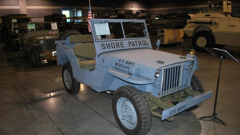 """One man's answer to the question """"Why do You Restore WWII Jeeps?"""""""