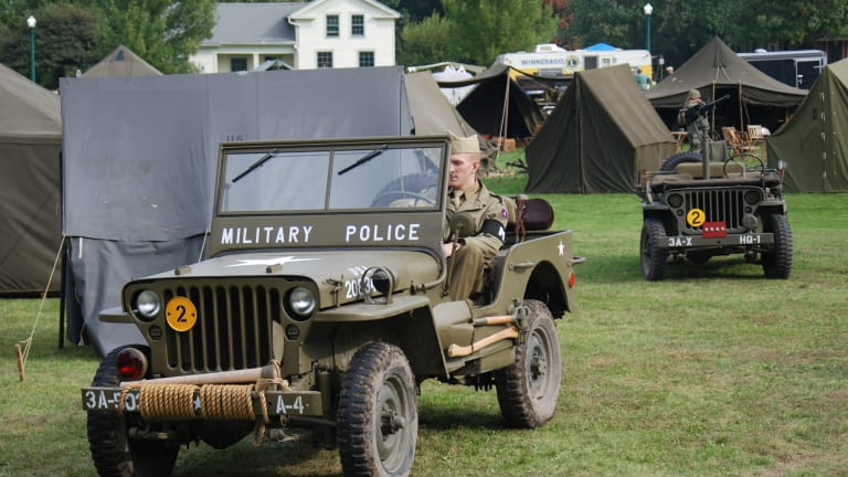 Finding Your Own WWII Military Jeep