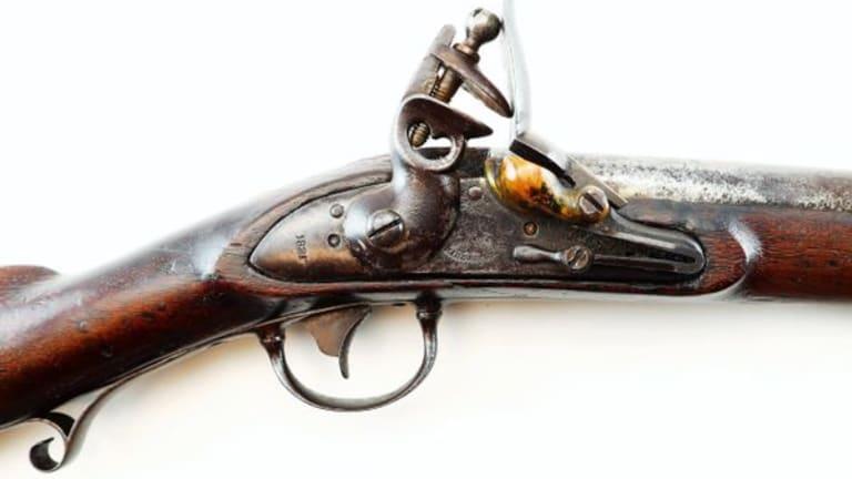 A Most Uncommon Rifle, The Model 1817 U.S. Flintlock