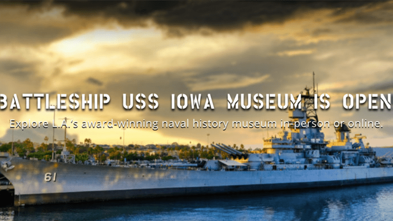 Battleship USS Iowa Museum launches Plank Owner program for first-ever surface Navy museum