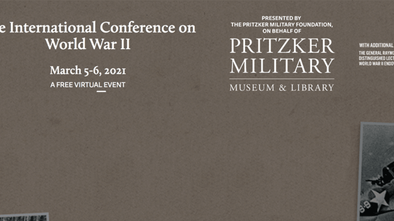 The National WWII Museum to host free, Virtual International Conference on World War II March 5 - 6, 2021