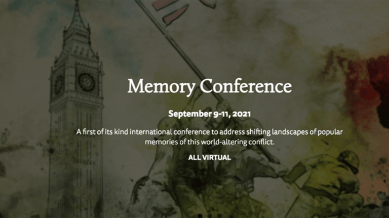 The National WWII Museum announces Memory Wars: World War II at 75 and Beyond Virtual Conference