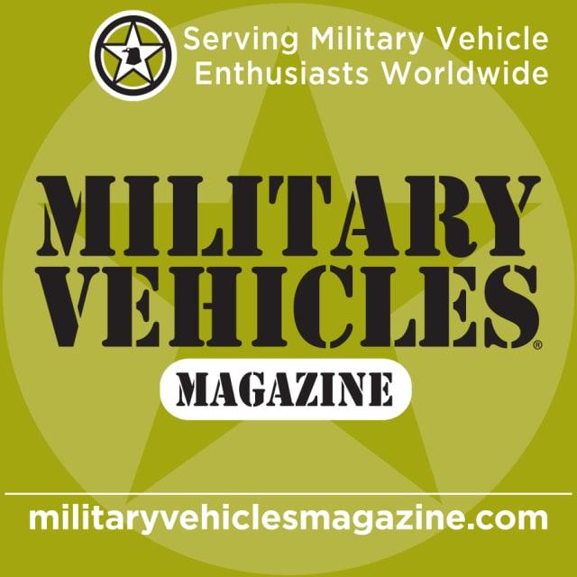 Military Vehicles Magazine
