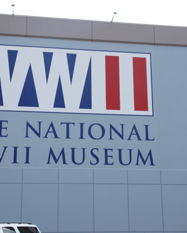 WWII-Museum-Exteroir