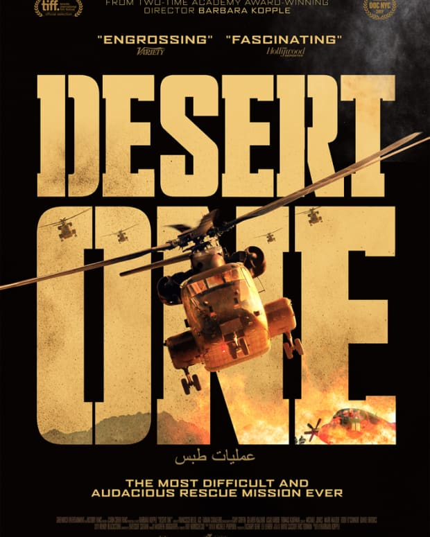Desert One poster