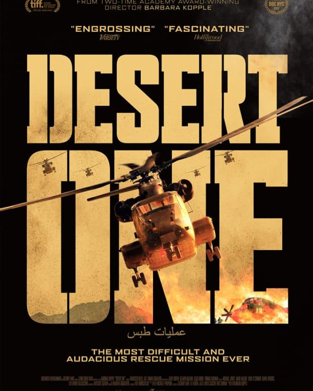 Desert One poster