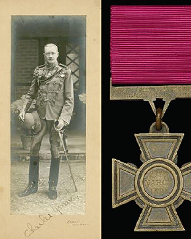 Victoria Cross Noonan Webb promo