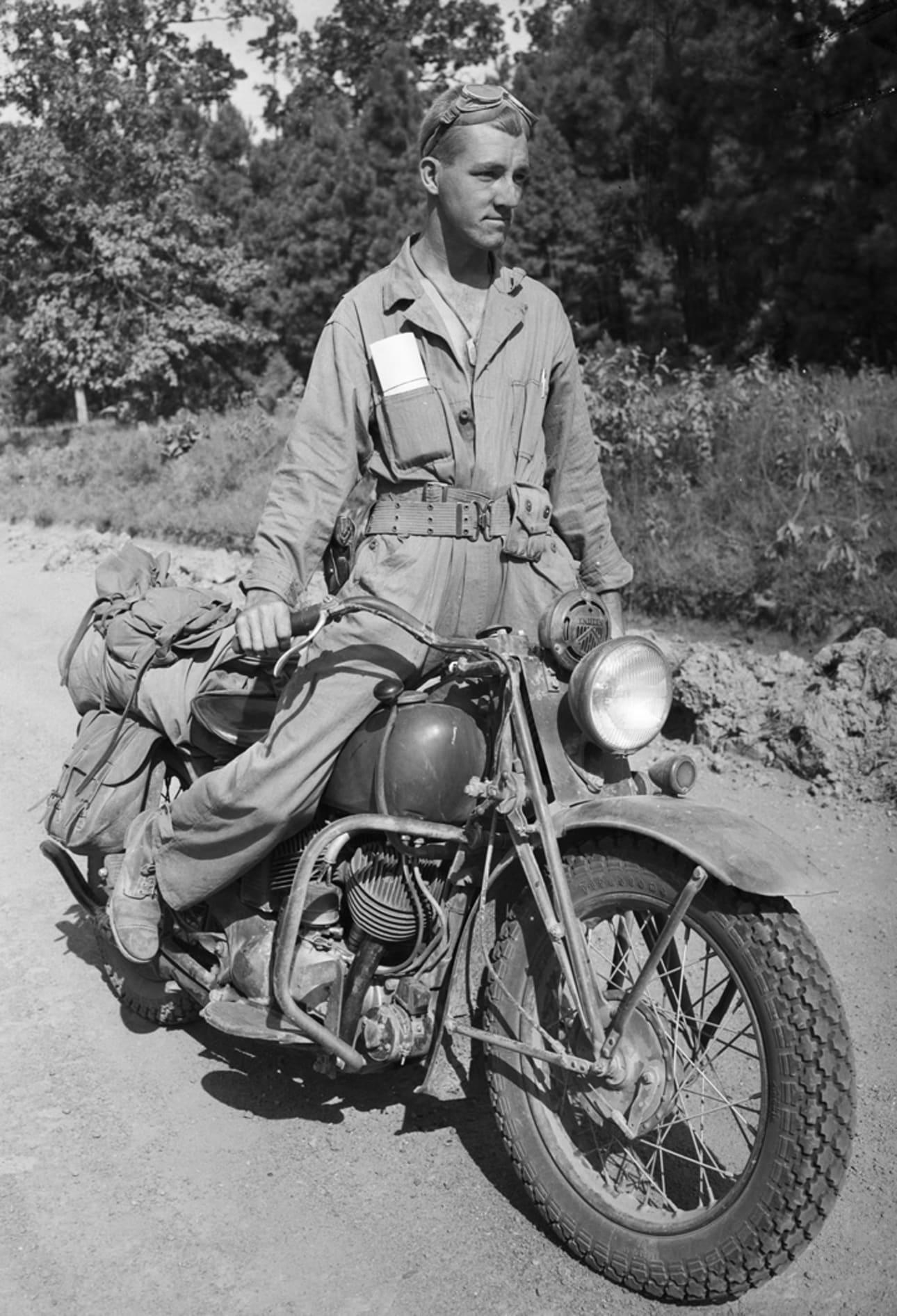 1. Military Vehicles Smaller than Quarter Ton (bikes, motorcycles, hand carts, etc.)