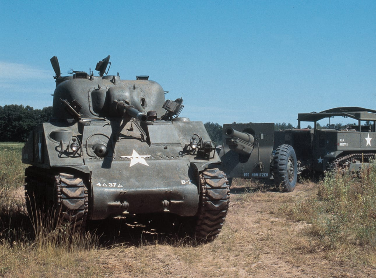 7. Tanks, Armor, and Tracked Military Vehicles