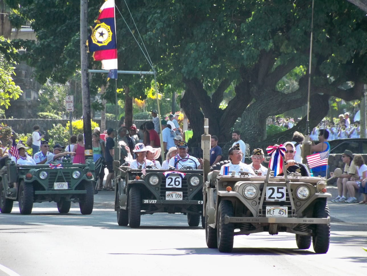 6. Military Vehicle Show and Rally Reports