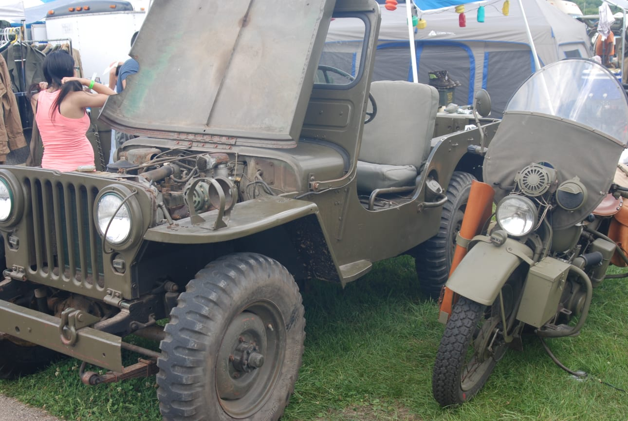1. Military Vehicle Buyer's Guides