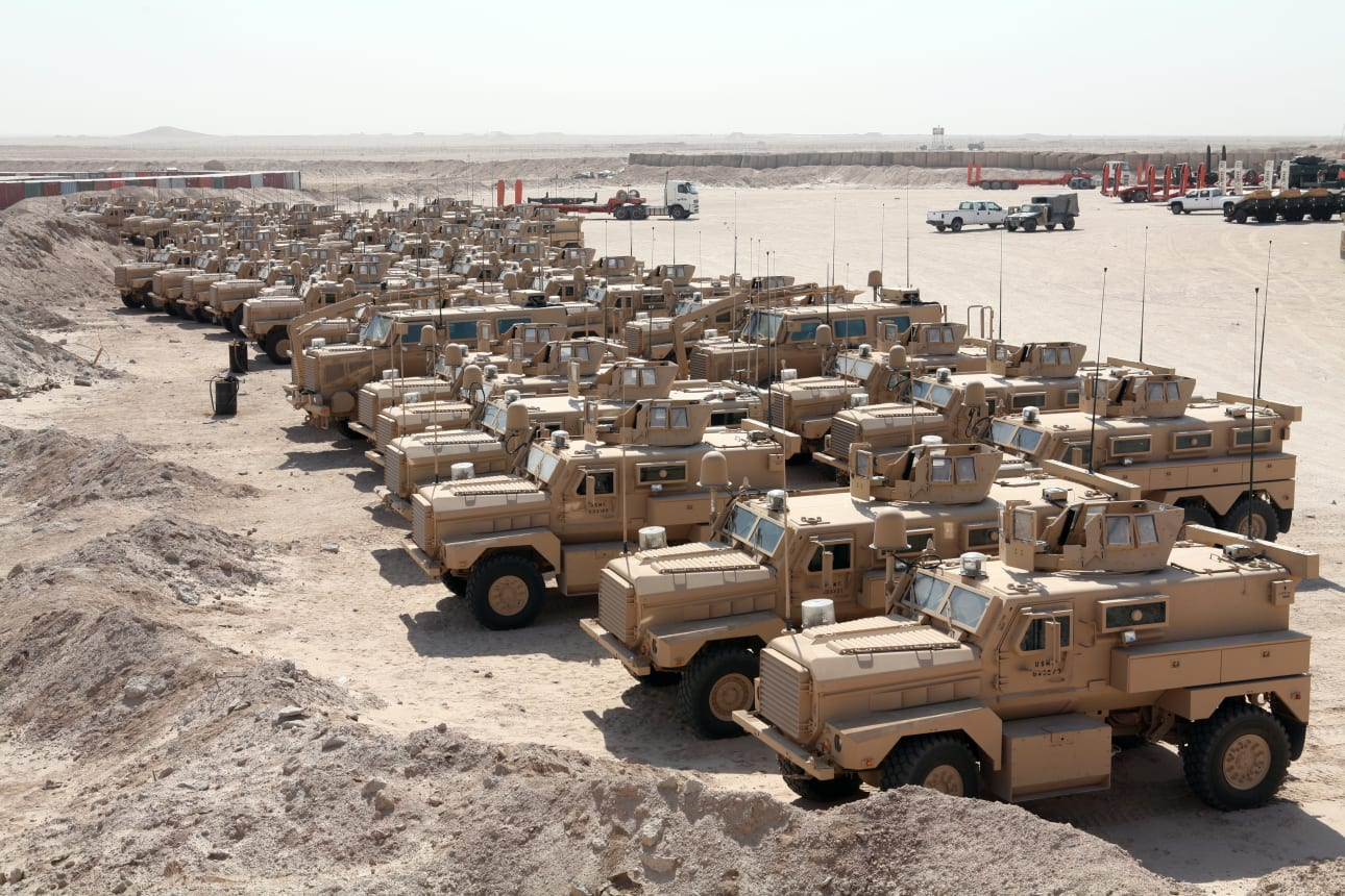 Modern Military Vehicle News