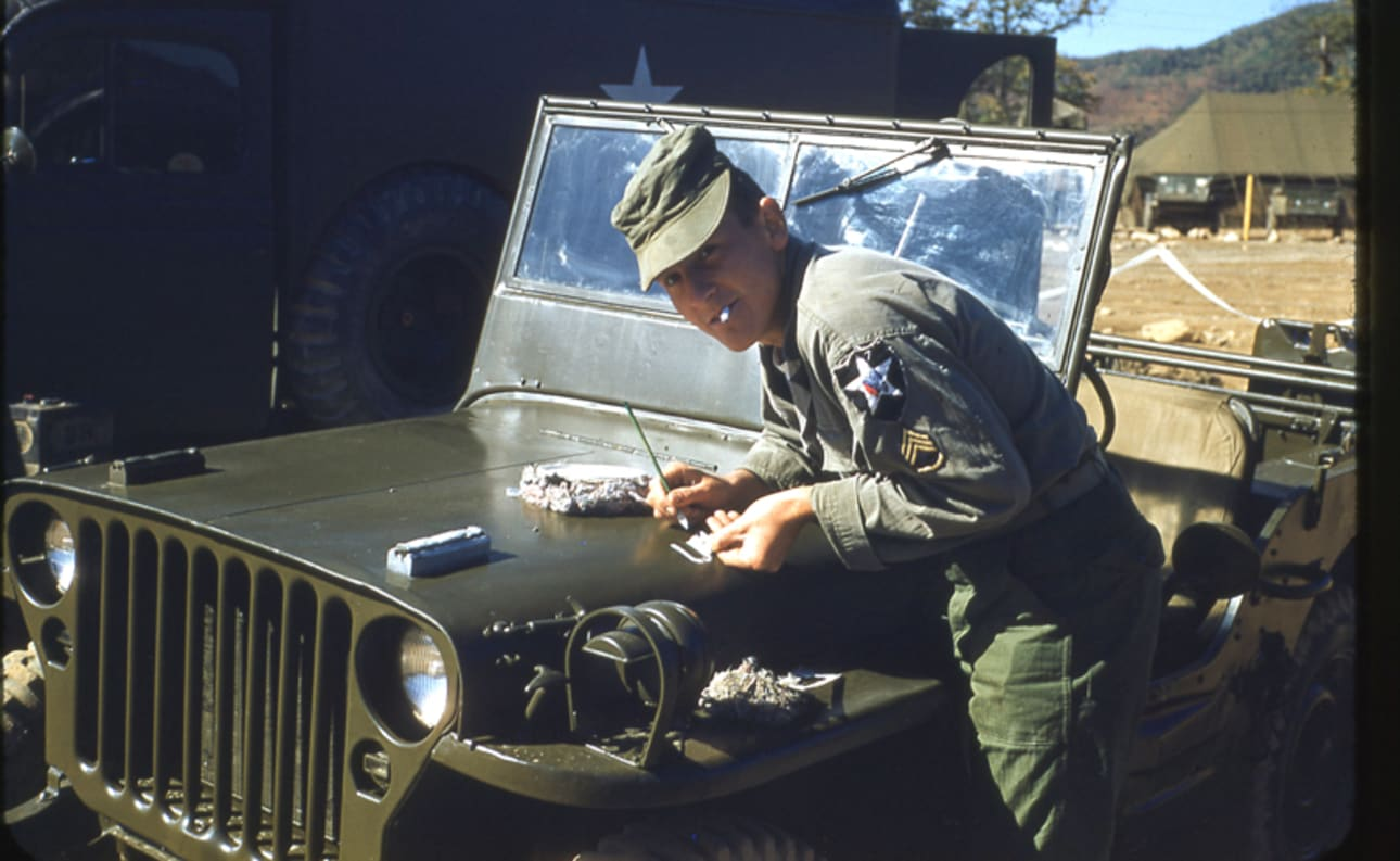 3. Paint, Markings, and Camo for Military Vehicles